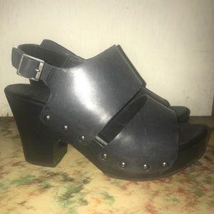 Korks Kork-Ease Annaleigh Platform Clogs Sandals